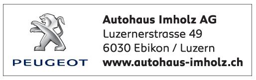 Autohaus Imholz Web
