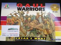 Italeri Gaul Warriors w