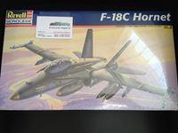Revell F-18 C Hornet Bausatz w