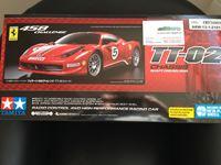 Tamiya Ferrari Bausatz w
