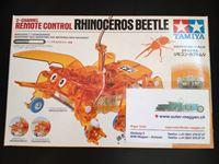 Tamiya Rhinoceros Beetle w